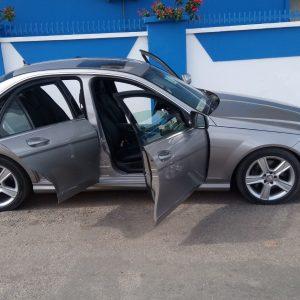 Elozer Rides Benz 4matic